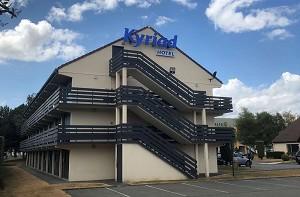 Kyriad Lille Nord Roncq - Esterno