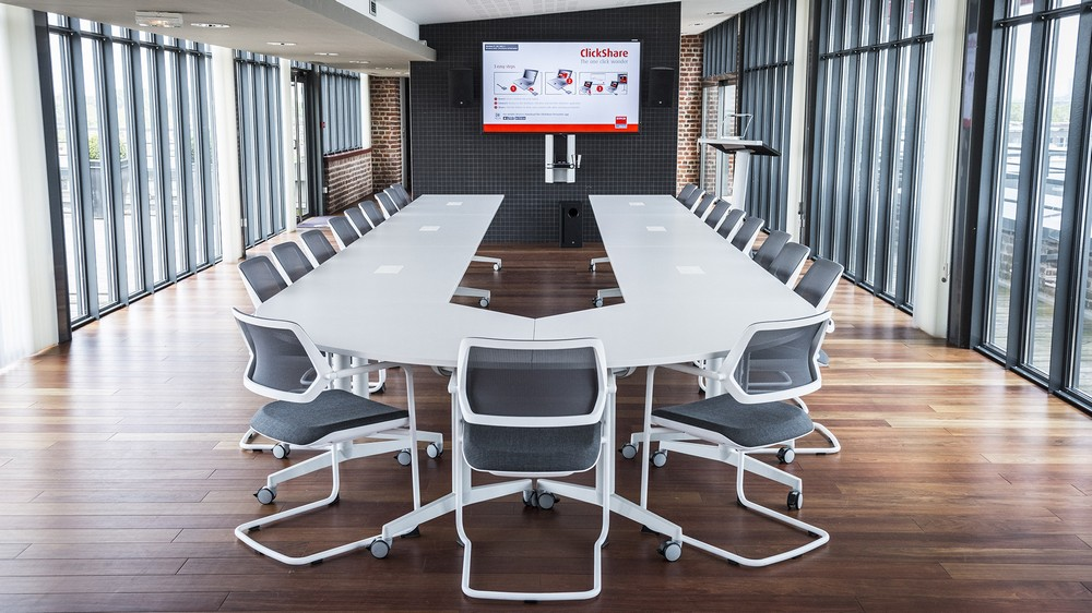 Meeting rooms (* 4) - EuraTechnologies