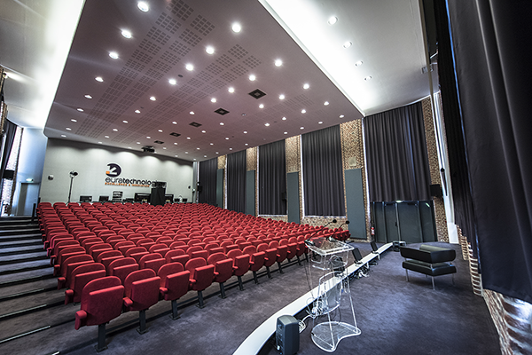 Euratechnologies - auditorium