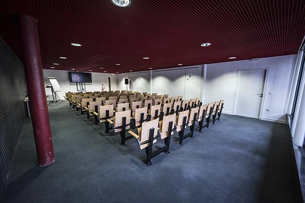 Euratecnologías - Sala de seminarios.