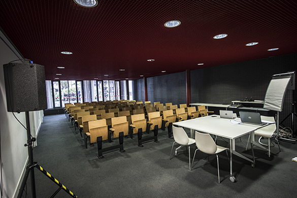 Euratechnologies - conference room