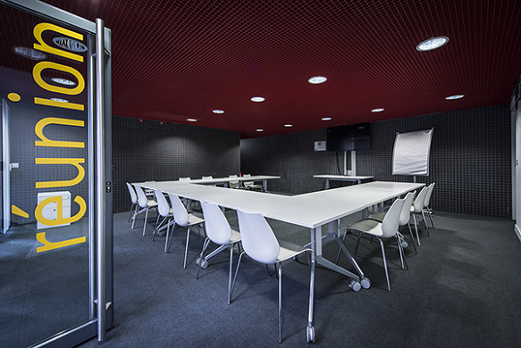 Euratechnologies - meeting room