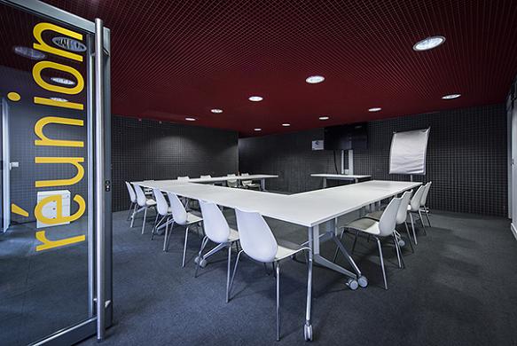 Euratecnologías - sala de reuniones