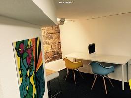 Reggad Estate - Estación de Grenoble Europole - Seminario de Grenoble