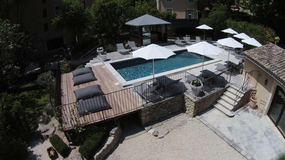 Hotel du poete salle s minaire avignon 84 for Hotel avignon piscine