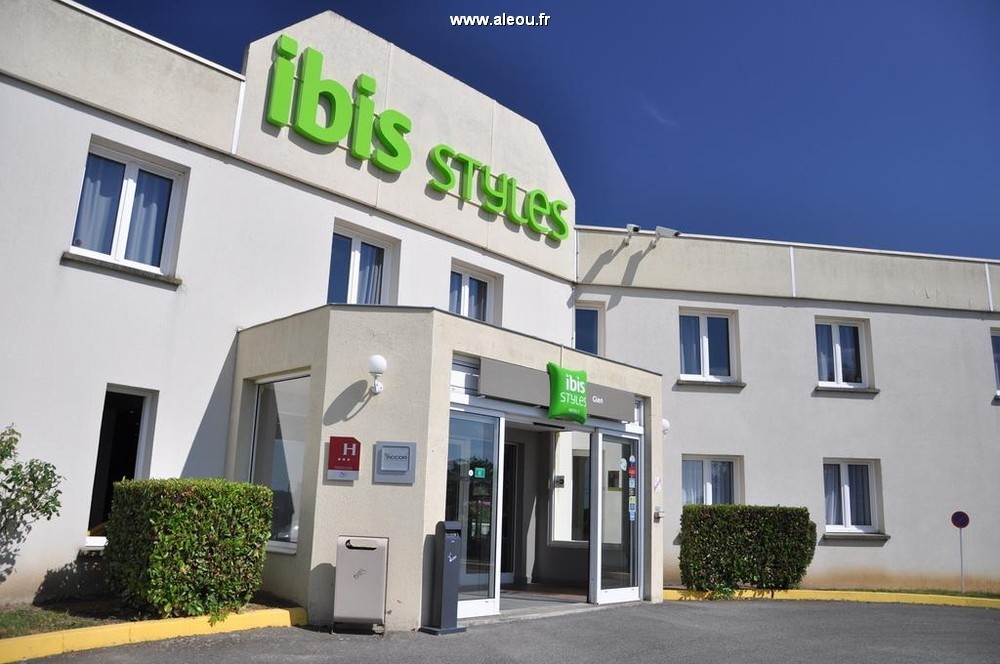 Hotel Ibis Style Gien