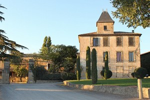 Domaine de la Baume - Entire area