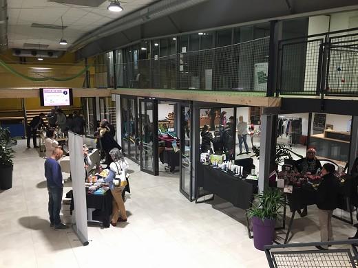 Forum titi, el espacio cooperativo - interior