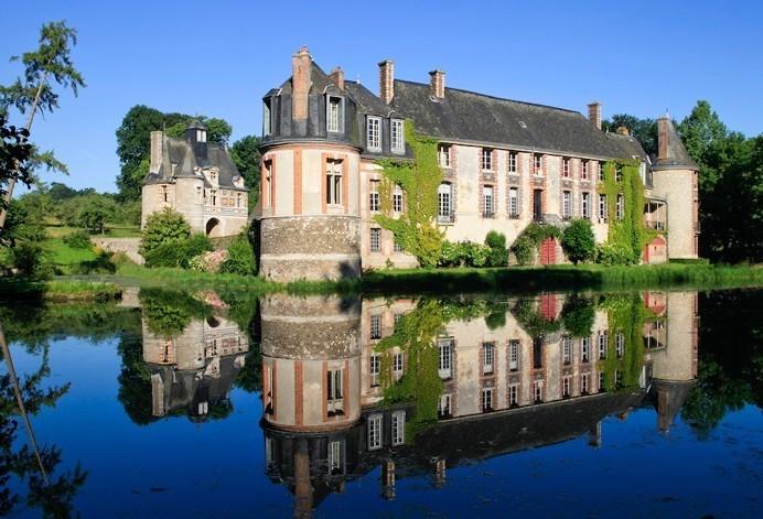Château du bec - castillo para seminarios
