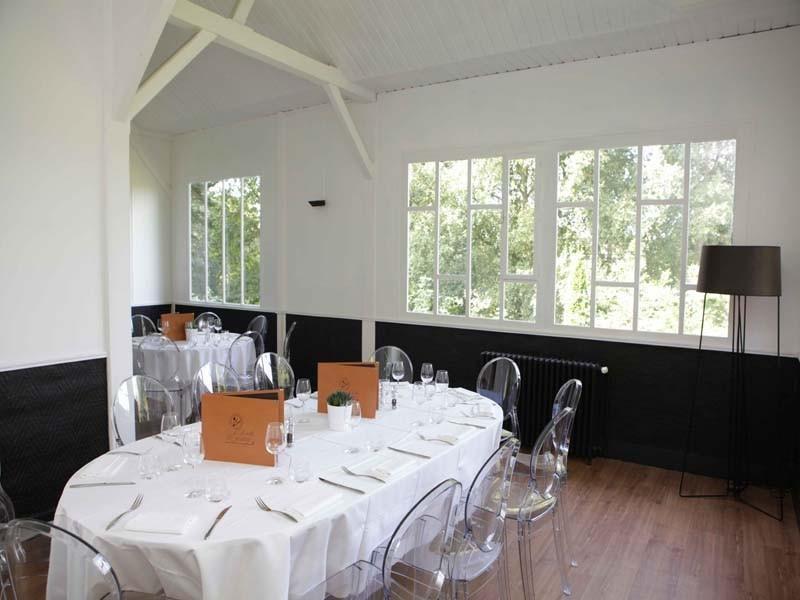 Club house du golf de rouen salle s minaire rouen 76 for Salon du chiot rouen