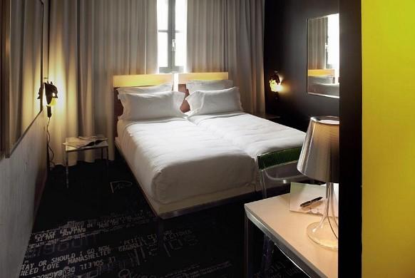 Mama Shelter Paris - Room