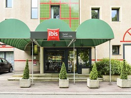 Ibis Epinal Centre - Albergo Home