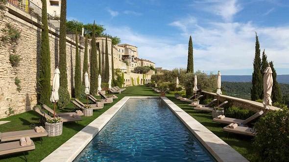 La Bastide de Gordes e spa - piscina