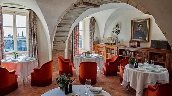 La bastide de gordes e spa - ristorante la citadelle
