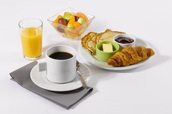 Kyriad direct epinal - breakfast