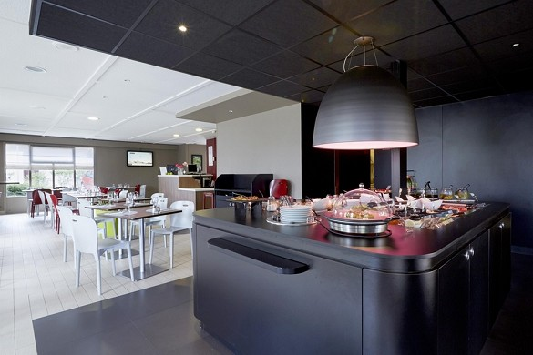 Kyriad direct epinal - catering