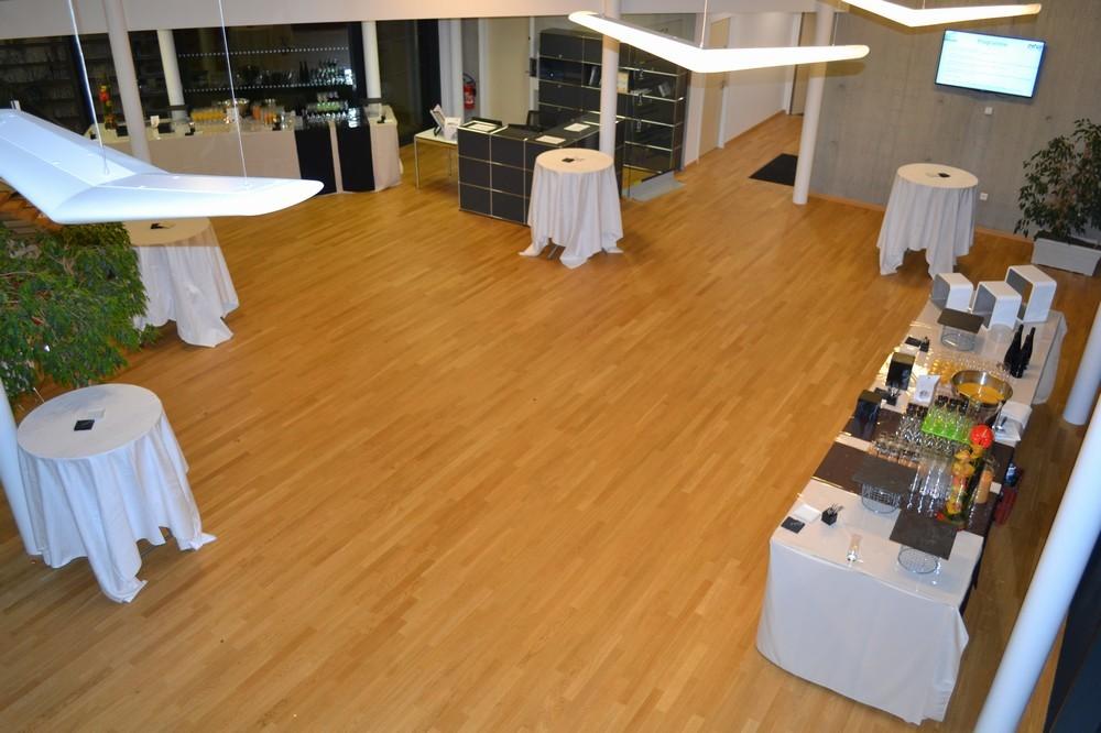 Centre de gestion du finistère - le hall c