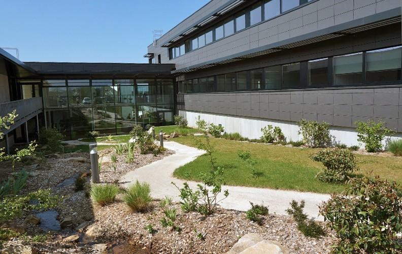 Centre de gestion du finistère - extérieur du bâtiment