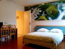 Auberge de la Poirie - Bedroom