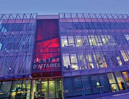 Seminar room: Business center of the CCI des Vosges -