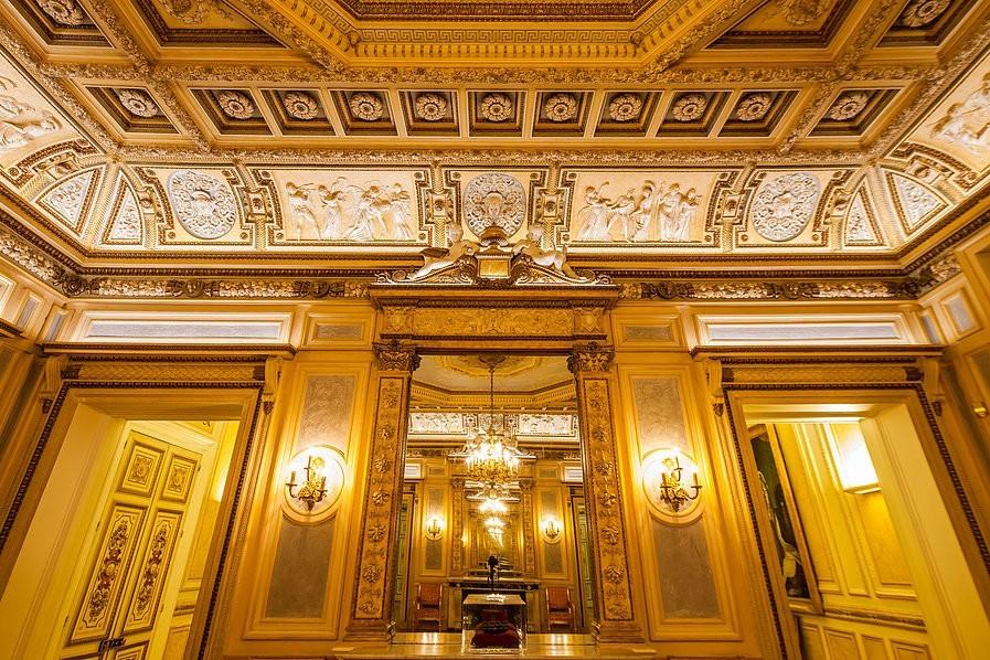 Palais Vivienne Salle Seminaire Paris 75