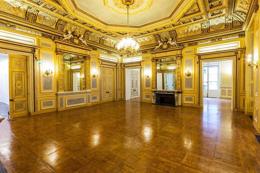 Palacio Vivienne - alquilar una habitación en París