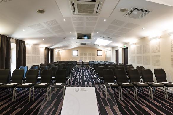 Moulin de vernegues - sala de conferencias