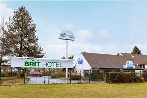 BRIT HOTEL Caen Nord Mémorial - Seminar hotel Caen