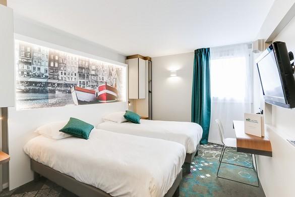 Brit hotel caen north memorial - room for residential seminar