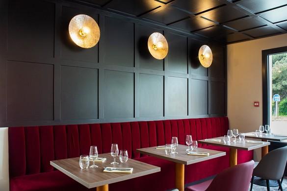 Brit hotel caen nord memorial - restaurant le 36