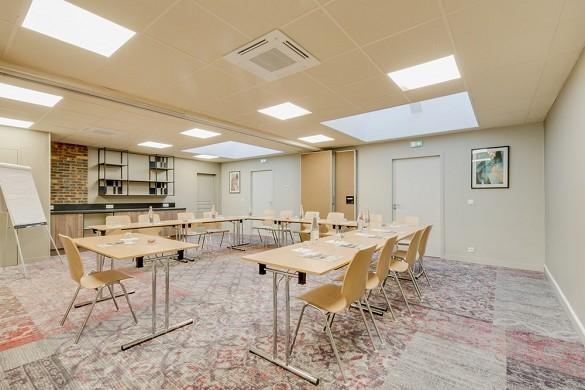 Brit hotel caen nord memorial - seminar room