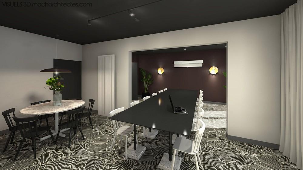 Sala de seminarios - Golf Hotel La Grande-Motte