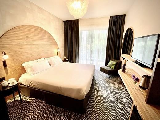 Golf hotel la grande-motte - dormitorio