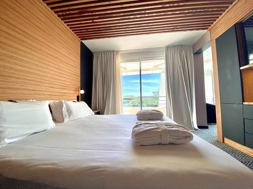 Golf hotel la grande-motte - alojamiento