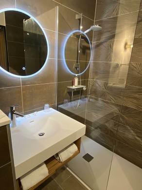 Golf hotel la grande-motte - baño