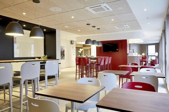 Campanile Annemasse station center - Restaurant