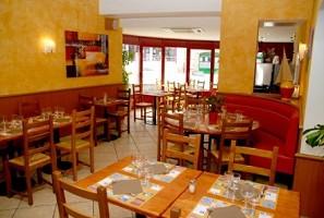 Restaurante Pizza - Restaurante