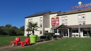 Best Hotel Rouen Est / Val de Reuil - Hotel Front