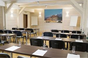 Hotel Chalet du Bois - Seminarraum