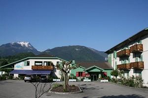 Hotel Restaurant Florimont - Hotel exterior