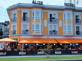 Hotel Alizé - Frente
