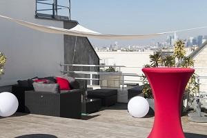 Wagram 360 ° - Rooftop