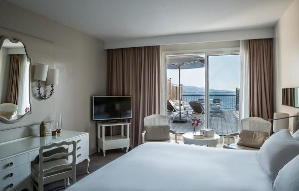 Sofitel Ajaccio golfo thalassa sea and spa - habitación