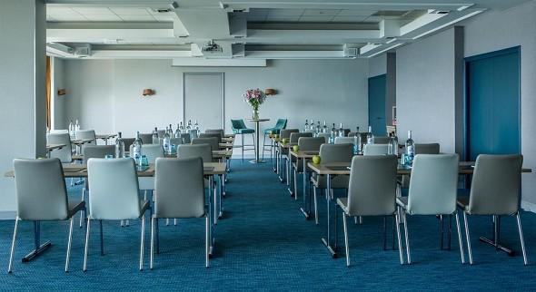 Sofitel golfo de ajaccio thalassa sea and spa - sala de seminarios