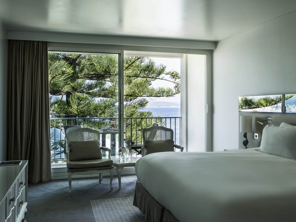 Sofitel Golf von Ajaccio Thalassa Meer und Spa - Zimmer mit Meerblick