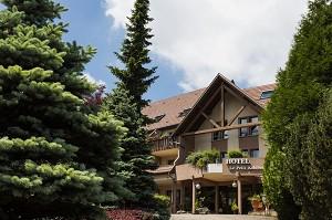 Le Petit Kohlberg - Hotel Front