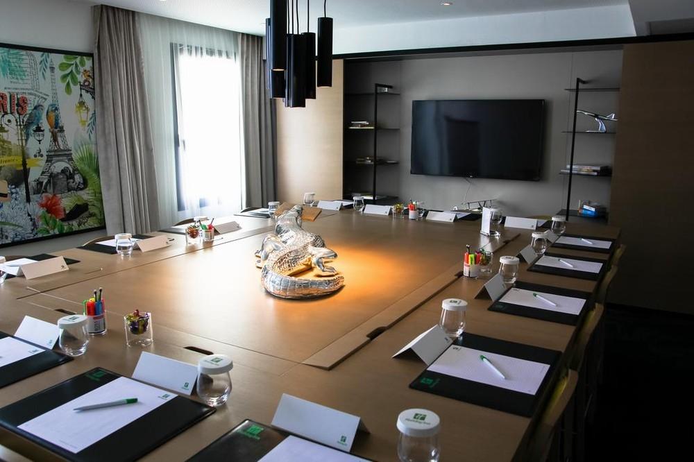 Charles Holiday Inn Paris de Gaulle - sala seminari