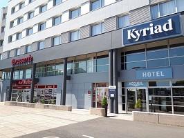 Kyriad Tours Saint Pierre des Corps - Home