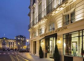 Bourgogne et Montana - Seminário Hotel Paris
