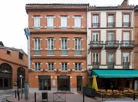 Hôtel Ours Blanc Centre - Centro Tolosa albergo